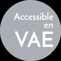 Accessible en VAE